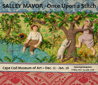 SALLEY MAVOR: Once Upon a Stitch
