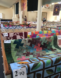 25th Annual Quilt & Needle Arts Show - Cancelled - East Haddam, CT